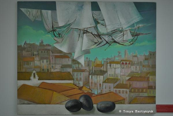 7 - Maria Keil - выставка в Каштелу Бранку