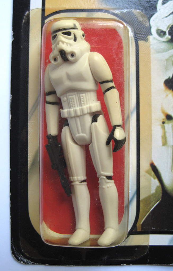 FS - Palitoy 12 back Die Cast card backs - loose figures & Polish Bootleg Silver Stormtrooper 14566588266_c9b0b3bce1_b