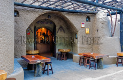 Restaurante Tagoror - Montaña Las Tierras - Guayadeque - Ingenio - Gran Canaria / ROF5706w