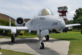 Fairchild Republic A-10A Thunderbolt II