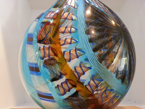Pacific Wave Glass Art