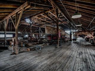 Britannia Shipyard, Richmond BC