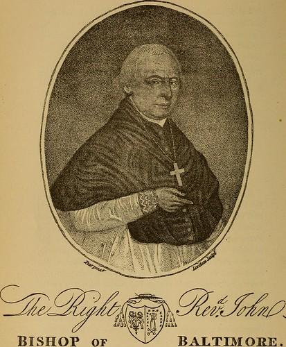 Bishop John Carroll photo