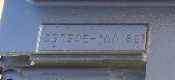 Interpret my Engine Number