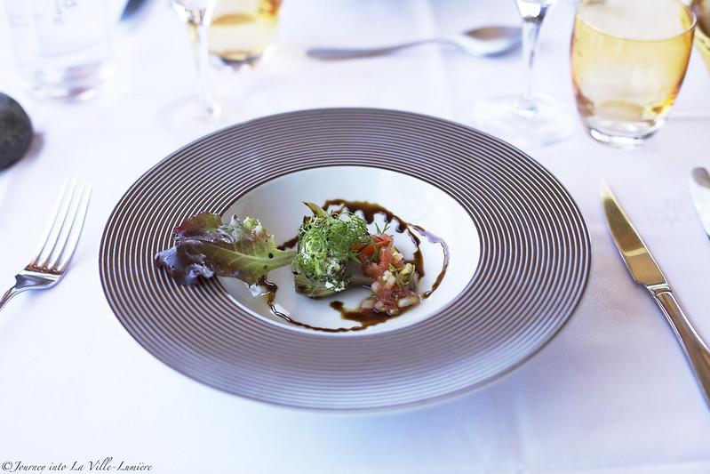 L'Auberge de Pierre Bayle, Restaurant, Carla-Bayle