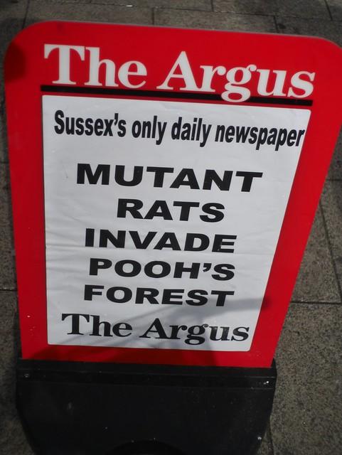 Mutant Rats