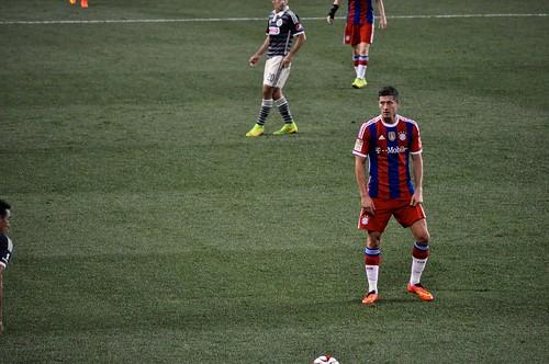 Robert Lewandowski. FC Bayern München.