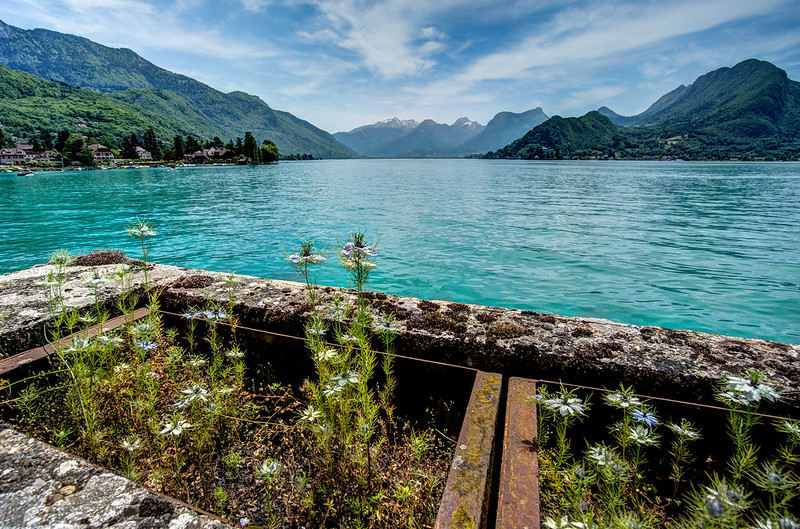 Lake Annecy, French Alps