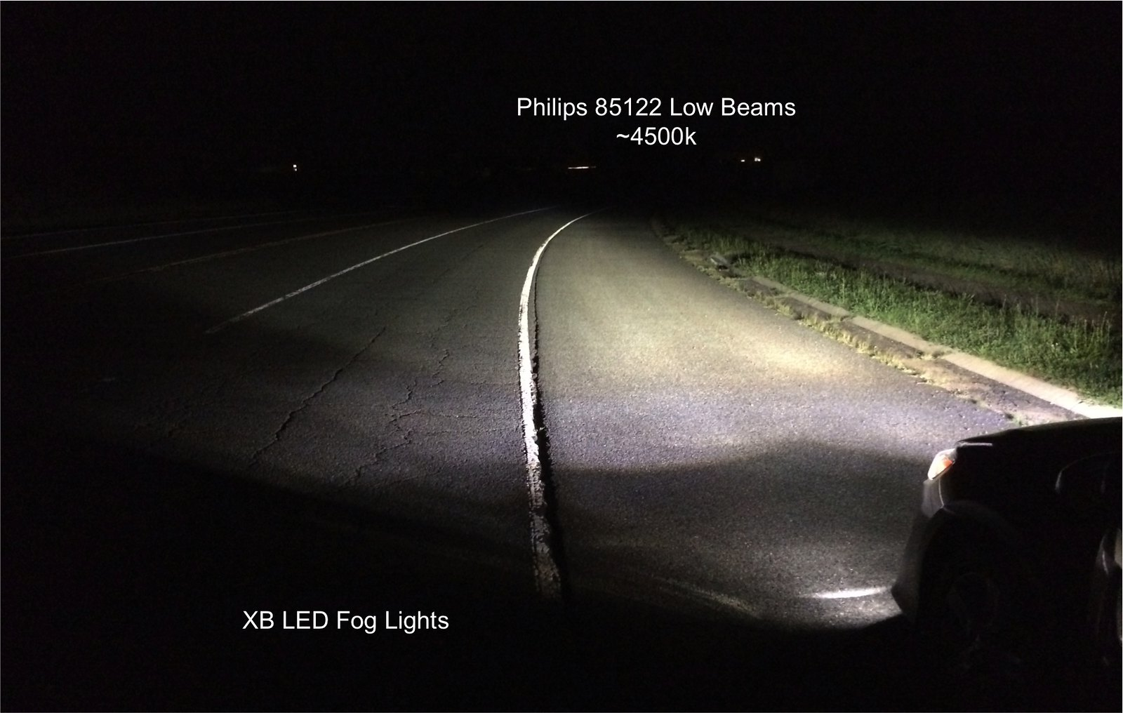 Morimoto Xb Led Fog Light Review Toyota Nation Forum