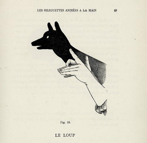 011-El lobo-Les Silhouettes animées à la main-1892-Victor E. Bertrand