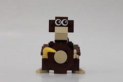 LEGO August 2014 Monthly Mini Build Monkey (40101)