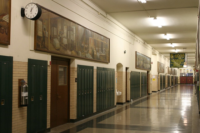 Albert G. Lane Technical School
