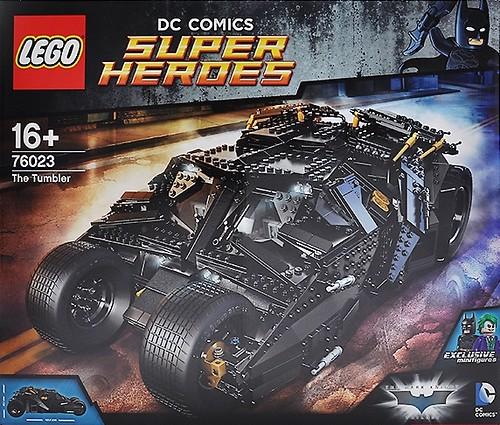 LEGO Super Heroes 76023
