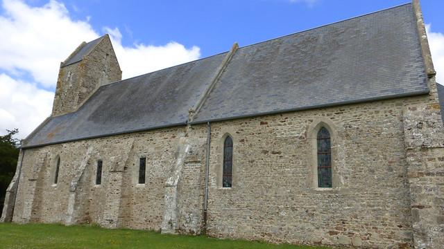 137 Église Saint-Pair de Gerville-la-Forêt
