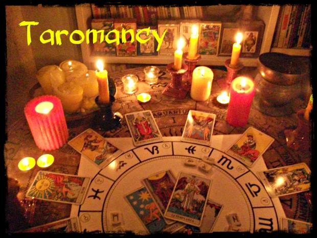 taromancy