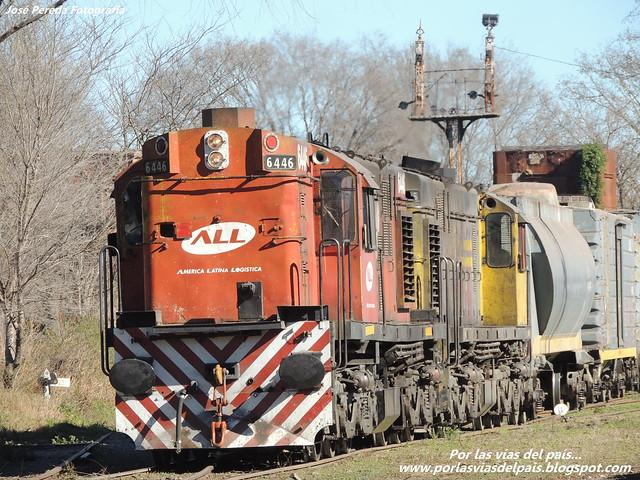 ALCO RSD35 6446 - 6445
