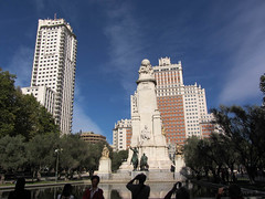 Madrids most Prominent Skyscrapers
