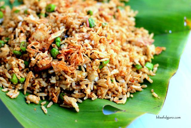 Kuala Lumpur Street Food Nasi Goreng