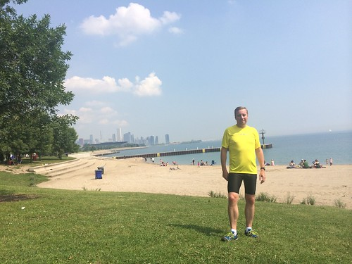 Running in Chicago