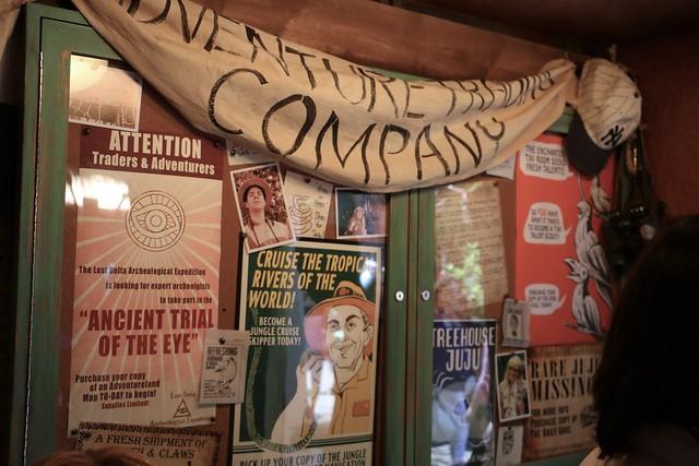 Adventureland Trading Company at Disneyland