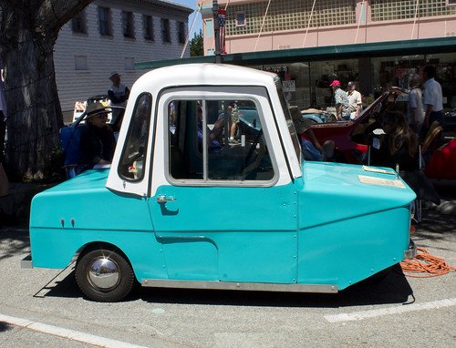 The Little Car Show - Pacific Grove, August 14, 2014