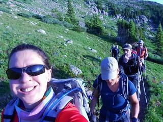 Ascending Notch Mountain Switchbacks