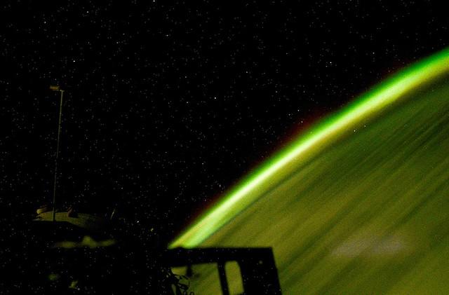 Archive: Aurora Australis and Starfield (NASA ...