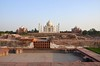 Agra - Taj Mahal From Mehtab Bagh (Moonlight Garden) & Archaeological Ruins
