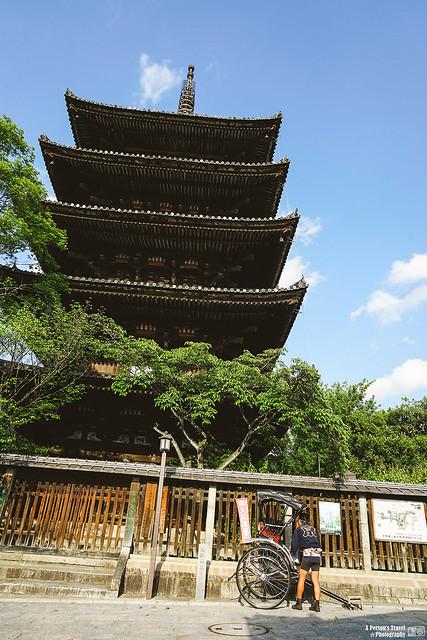 京都 八坂塔
