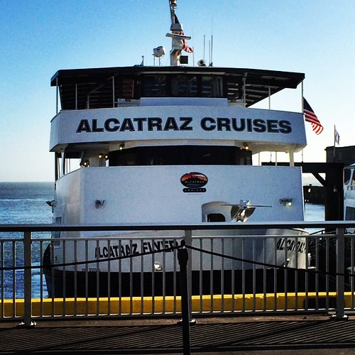 Going to prison. #alcatraz #sanfrancisco #kategoestocalifornia
