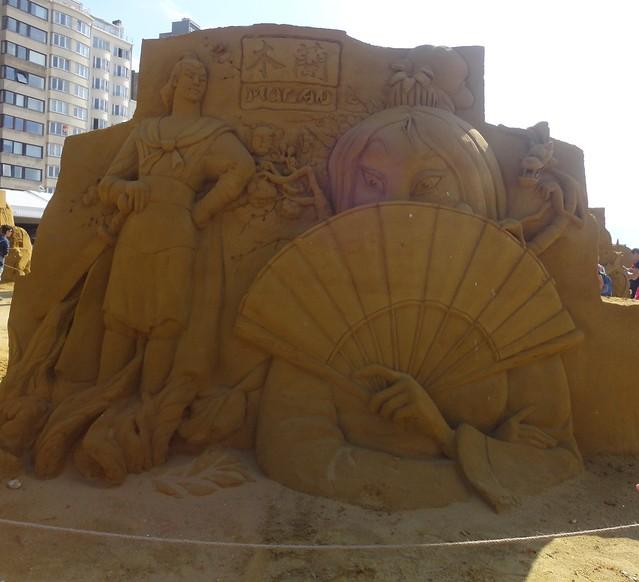 Sculpures sur sable Disney - News Touquet p.1 ! 14770467107_41603cf717_z