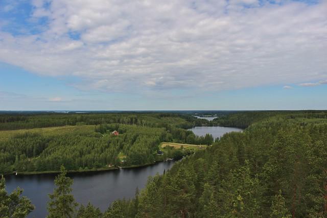 Suodennieme, Finland