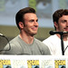Small photo of Chris Evans & Aaron Taylor-Johnson