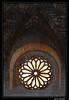 Rosetón del Monasterio de la Oliva