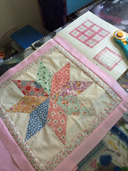 Quilt Block and Planning