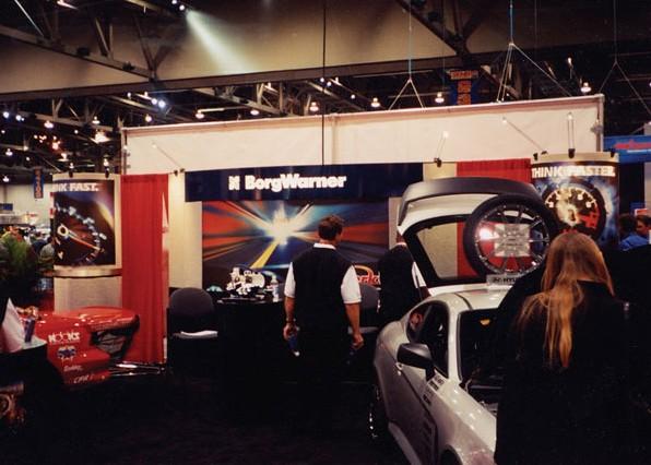 Borg Warner Turbo Systems