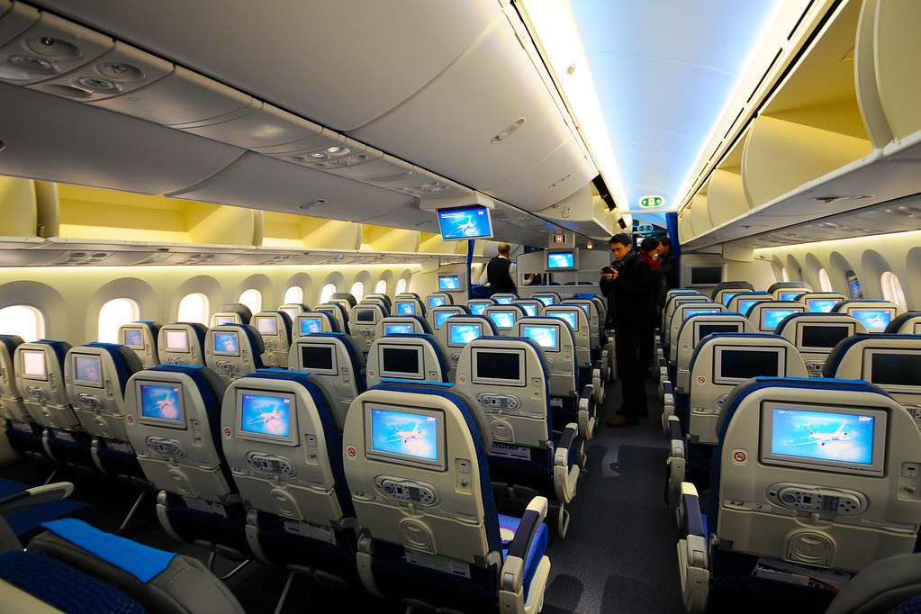 Boeing 787 news discussion no photos please page for Interior 787 avianca