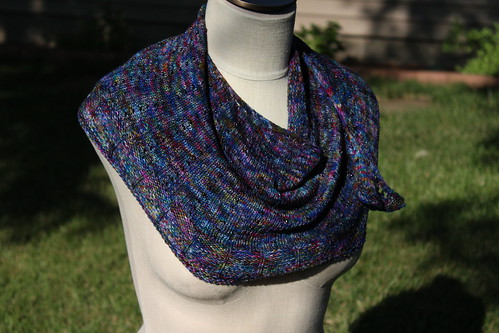 Sunburst Shawl