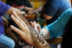 Experiencing Henna
