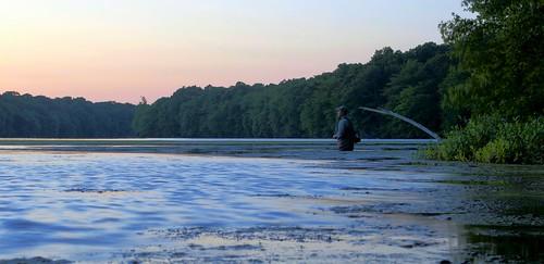 summer fisherman nikon smithtown blydenburghpark newmillpond
