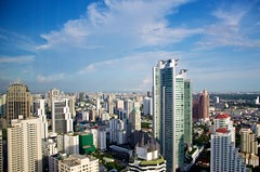 Column Bangkok View