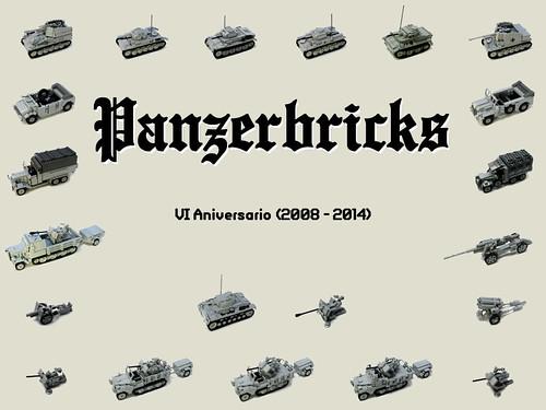 VI Aniversario Panzerbricks