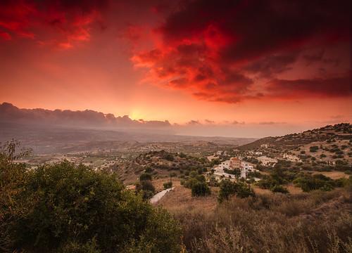 sunset red canon landscape cyprus 7d villa tamron polis akamas peninsular latchi 1024mm