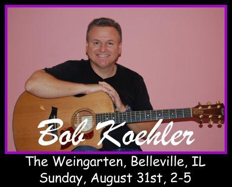 Bob Koehler 8-31-14