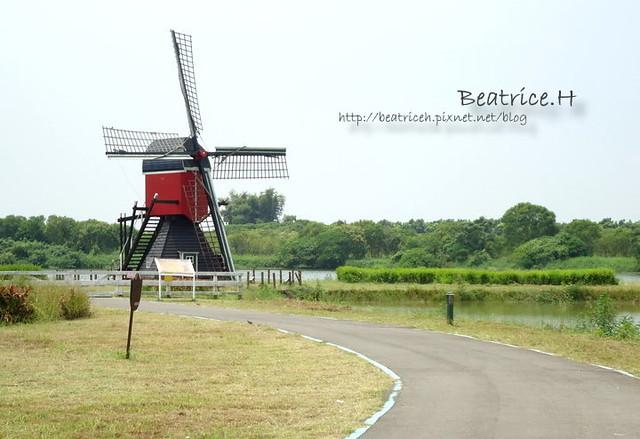 荷蘭村。風車2