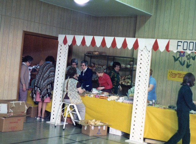 Food Fair Display