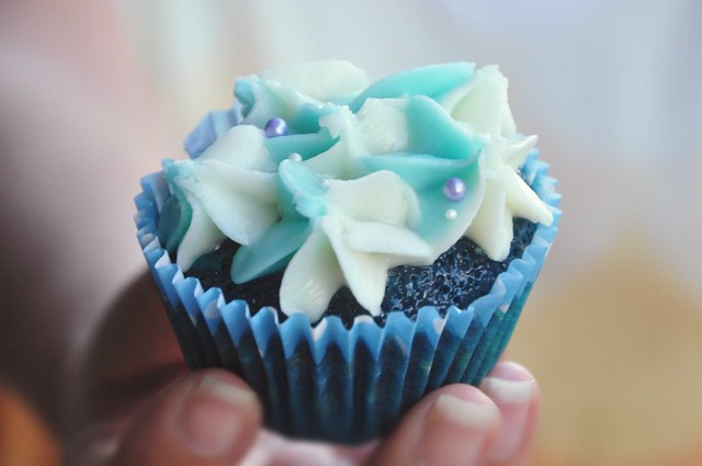 Pearly Cupcake