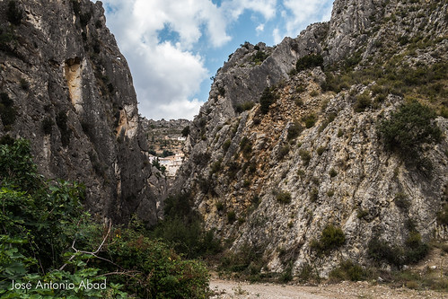 Río Martín en Alcaine, Teruel