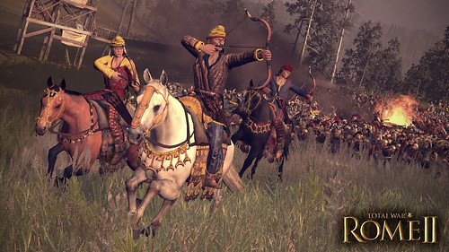 Total War: Rome II Daughers of Mars