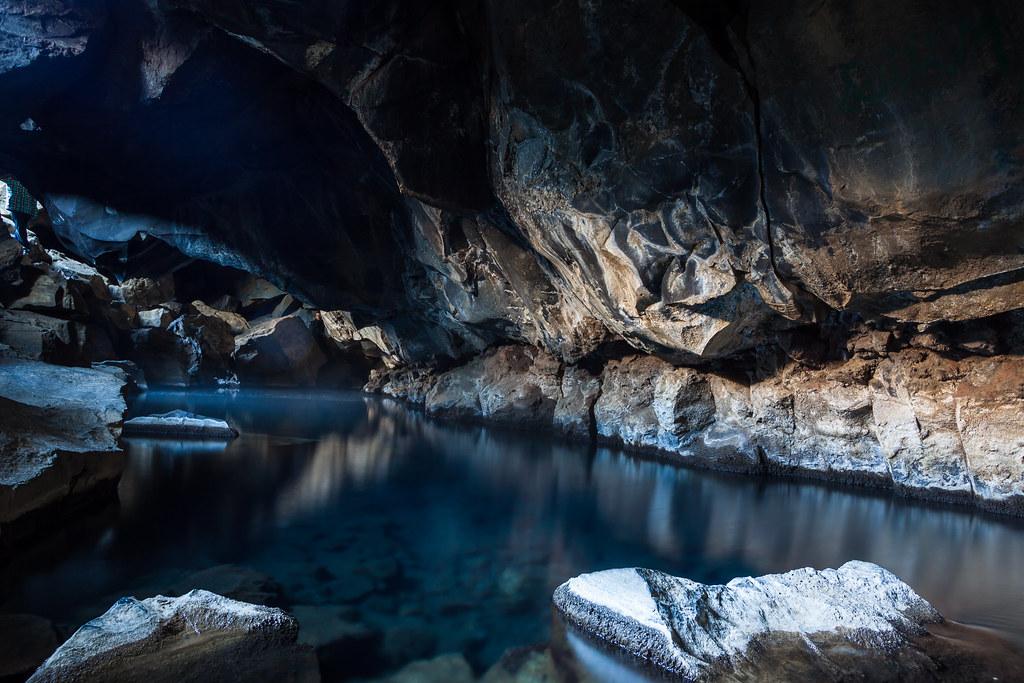 Ісландські нотатки. Частина 9: Озеро Міватн, печера Грьйотая, Хверір та Крафла